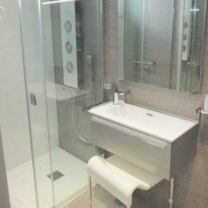 salle de bains artisan carreleur Haute-Normandie Trouville Paris