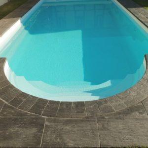 pose de margelle tour de piscine eure evreux