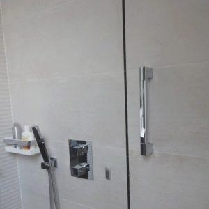 salle de bain étage artisan carreleur Haute-Normandie Trouville Paris