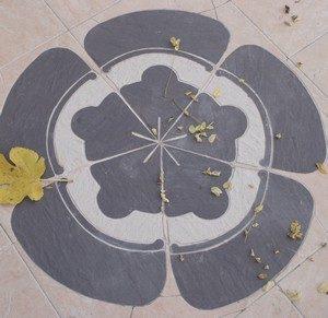 création de sols en carrelage personnalisable