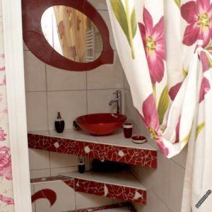 création personnalisée de salle de bain monsieur oto artisan d'art carreleur