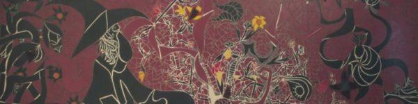 artiste carreleur création de fresque carrelage France Paris Eure Champagne artisan d'art